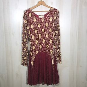 A'reve lacy dress